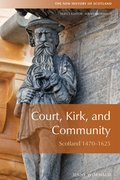 Cover for Court, Kirk and Community