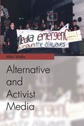 Cover for Alternative and Activist Media