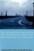 Cover for The Edinburgh Companion to Twentieth-Century Literatures in English