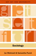 Cover for Get Set for Sociology