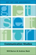 Cover for Get Set for Communication Studies