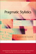 Cover for Pragmatic Stylistics