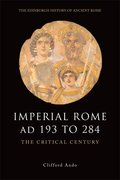 Cover for Imperial Rome AD 193 to 284
