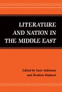 Cover for Literature and Nation in the Middle East