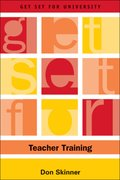 Cover for Get Set for Teacher Training