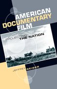 Cover for American Documentary Film