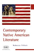 Cover for Contemporary Native American Literature