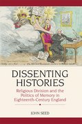 Cover for Dissenting Histories