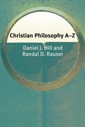Cover for Christian Philosophy A-Z
