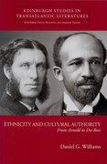 Cover for Ethnicity and Cultural Authority