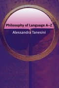 Cover for Philosophy of Language A-Z