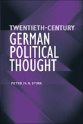 Cover for Twentieth-Century German Political Thought