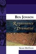Cover for Ben Jonson, Renaissance Dramatist