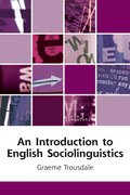 Cover for An Introduction to English Sociolinguistics