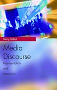 Cover for Media Discourse