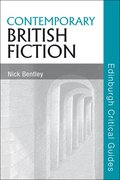 Cover for Contemporary British Fiction