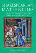 Cover for Shakespearean Maternities