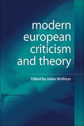 Cover for Modern European Criticism and Theory