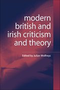 Cover for Modern British and Irish Criticism and Theory