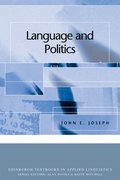 Cover for Language and Politics