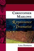 Cover for Christopher Marlowe, Renaissance Dramatist