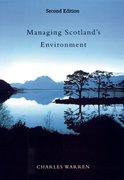 Cover for Managing Scotland