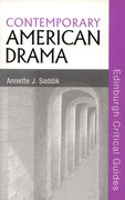 Cover for Contemporary American Drama