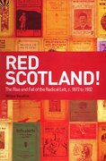 Cover for Red Scotland!