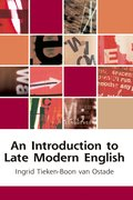 Cover for An Introduction to Late Modern English