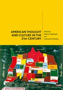 Cover for American Thought and Culture in the 21st Century
