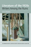 Cover for Literature of the 1920s: Writers Among the Ruins
