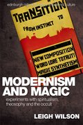 Cover for Modernism and Magic