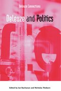 Cover for Deleuze and Politics