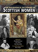 Cover for The Biographical Dictionary of Scottish Women