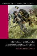 Cover for Victorian Literature and Postcolonial Studies