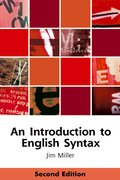 Cover for An Introduction to English Syntax