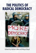 Cover for The Politics of Radical Democracy
