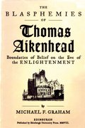 Cover for The Blasphemies of Thomas Aikenhead