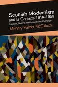 Cover for Scottish Modernism and its Contexts 1918-1959