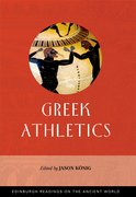 Cover for Greek Athletics