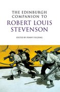 Cover for The Edinburgh Companion to Robert Louis Stevenson