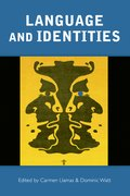 Cover for Language and Identities