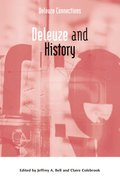 Cover for Deleuze and History