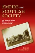 Cover for Empire and Scottish Society