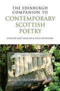 Cover for The Edinburgh Companion to Contemporary Scottish Poetry