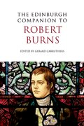 Cover for The Edinburgh Companion to Robert Burns