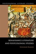Cover for Renaissance Literatures and Postcolonial Studies
