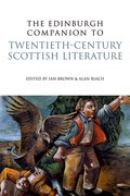 Cover for The Edinburgh Companion to Twentieth-Century Scottish Literature