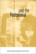Cover for Deleuze and the Postcolonial