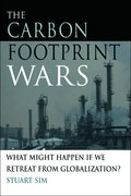 Cover for The Carbon Footprint Wars